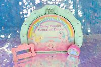 Vintage My Little Pony BABY BONNET SCHOOL OF DANCE Parts Ballet Case G1 MLP L040