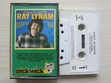 "RAY LYNAM ""GYPSY JO AND ME"" CASSETTE, 1979 PICKWICK / HARP, PAPER LABEL, TESTED."
