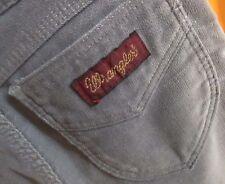27x27 FIT True Vtg 70s Bootcut WRANGLER Hippy Cords Mens Jeans Corduroy USA