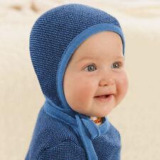 disana Baby Strick-Häubchen Strickmütze Bio-Merinoschurwolle