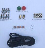 Lionel ZW Transformer Repair Kit  (L cord,T-159, T-160,lens caps Bulbs & rollers