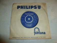 """THE WALKER BROTHERS - Make It Easy On Yourself - 1965 UK 2-track 7"""" vinyl single"""