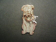 DISNEY DSF PIRATES OF THE CARIBBEAN MOVIE TRILOGY DOG WITH KEYS PIN LE 300