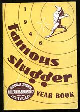 1946 Famous Slugger Year Book 1126