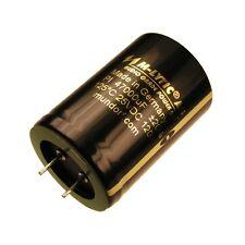 MUNDORF CONDENSATORI Elko 47000uf 25v 125 ° C mlytic ® AG audio Grade 853518
