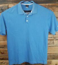 Nike Dri-Fit Men's Large Polo Golf Short Sleeve Shirt - Collar Fade #Kc158