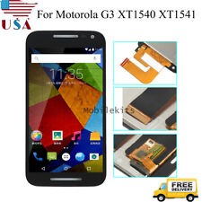 Fr Motorola Moto G 3rd XT1540 XT1541 LCD Display Touch Screen Digitizer Assembly