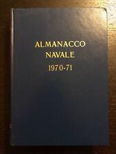 Almanacco Navale 1970-71 - Giorgerini; Nani Militaria, Marina Militare, Araldica