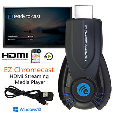 Ezcast WiFi Chromecast HD Media Streamer HDMI TV Dongle for Netflix/Youtube