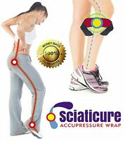 Sciaticure. Biofeedbac Wrap. AS SEEN in Press, Relieve Sciatica and back Pain