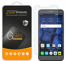 3X Supershieldz Alcatel Pixi Theatre 4G LTE Tempered Glass Screen Protector
