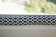 Door draft stopper, window door snake, draft stoppers cover UNFILLED.