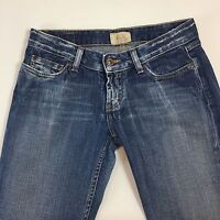 BKE Buckle Denim Jeans Distressed Bootcut Stretch Fit Women's Size 26x31 1/2