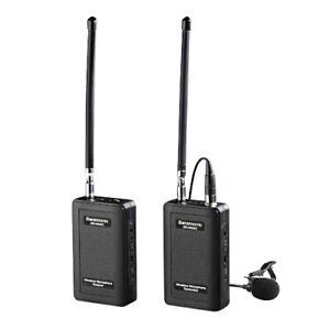 Saramonic SR-WM4C VHF WIRELESS LAVALIER MICROPHONE SYSTEM (SR-WM4C)
