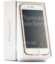 iPhone 6s 128GB Rose Rosa Smartphone Handy Retina HD 3D Touch 4K A9 iOS