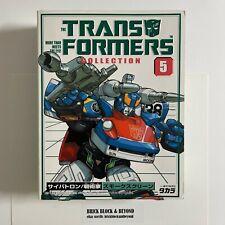 Takara Transformers G1 Collection # 5 Smokescreen MIB New Sealed