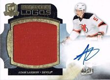 11-12 UD The Cup Limited Logos  Adam Larsson  /50