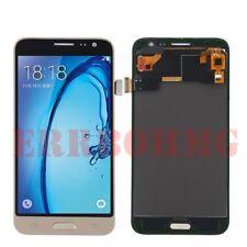 vitre tactile pour Samsung Galaxy J3 (2016) J320F + Home Bouton dore ecran lcd