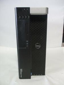 Dell Precision T3610 Xeon(R) E5-1620 v2 @3.70GHz 16GB 500GB HDD Tower PC (B352)