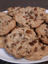 Grandma's Oldfashioned Best Homemade Chocolate Chip & Nut Cookies, and more