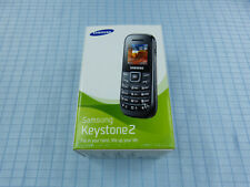 Samsung  GT E1200 - Schwarz (Ohne Simlock) Handy (GT-E1200ZKADBT)