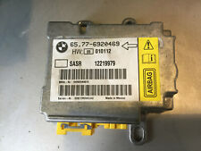 BMW 7 series e65 745i Airbag control crash Module 6920469