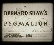 "16mm Feature Film ""Pygmalion"" 1938 Leslie Howard B&W (My fair lady)"