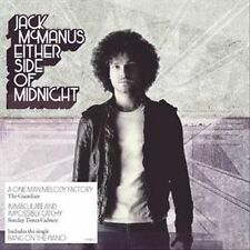 JACK MCMANUS - EITHER SIDE OF MIDNIGHT NEW CD