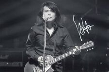 hand signed  伍佰 Wu Bai autographed photo 5*7 autographs free shipping 022018A