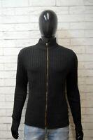 Cardigan Uomo Dolce & Gabbana Taglia XS Maglione Pullover Lana Sweater Felpa