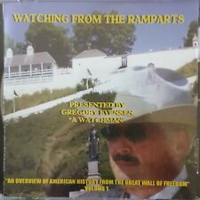 "Watching from the Ramparts CD presented by Gregory Evensen ""A Watchman"""