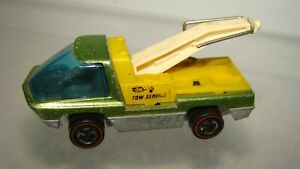 Hot Wheels Redline Heavyweight Tow Truck antifreeze HK