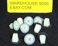10 Screw Grommets For Import Autos  Auveco #20604 For : 01281-00711 Rocker Mold.