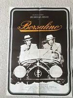 Belmondo, Borsalino - Original Filmplakat A1