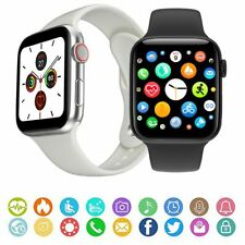 Life Waterproof Smart Watch Heart Rate Bracelet Calls Reminder for Cell Phone