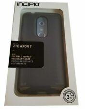 Incipio Black ZTE Axon 7 Case NGP Flexible Impact Resistant Shock Absorption