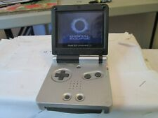 NINTENDO CONSOLE SP SYSTEM WITH CHARGER 1 GAME--CLEAN AND TESTED