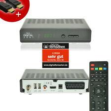 Sat Receiver NA Digital 3001 SCART USB HDMI FullHD 12v Mediaplayer Bestseller