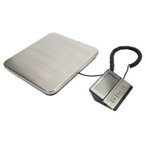 440lb Postal Scale Digital Shipping Electronic Mail Packages Capacity 200KG/50G