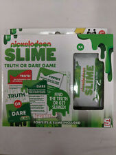 Nickelodeon Slime Slime Truth or Dare Game Multi Color