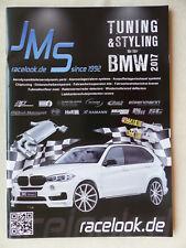 JMS Racelook Tuning - BMW 1er 2er M2 3er 4er M4 5er M5 6er X4 X5 - Prospekt 2017