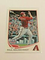 2013 Topps Opening Day Baseball Base - Paul Goldschmidt - Arizona Diamondbacks