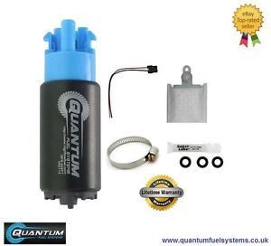 QUANTUM 340LPH COMPACT Fuel Pump Ford Focus RS I5 Turbo 2009-2011