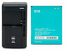 Battery + universal charger Elephone P7000 * bateria + cargador * from Europe