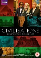 Civilisations DVD 2018 DVD Region 2