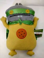 """NEW SDCC 2012 EXCLUSIVE Uglydoll Power Babo 14"""" Plush"""