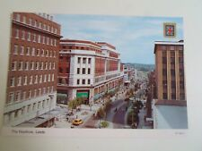 Rare Vintage Bamforth Postcard THE HEATHROW, LEEDS (Dortmund Square)    §D282