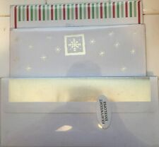 Christmas Letter Paper and envelopes