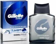 Gillette Series Cool Wave Fresh After Shave Splash - 50 ml - 5PK