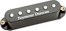 Seymour Duncan STK-S4b Classic Stack Plus Low-Hum Strat Bridge Pickup, 3C, Black
